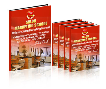 salon marketing school